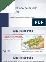 M1 A1 Geografia Aula01