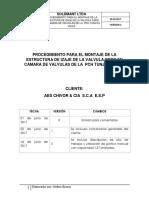 Procedimiento Montaje Puente Grua Pch