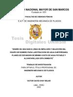 Diseño de Linea de Impulsion Centrifuga.pdf