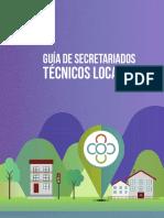 Secretariados Tecnicos Locales