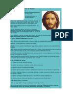 Proyecto de Vida de Jesús de Nazaret