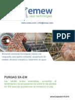 Aumento de rendimiento de plantas SX-EW y lixiviación usando tecnología EMEW