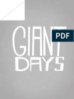 GIANT DAYS - Chapter Excerpt