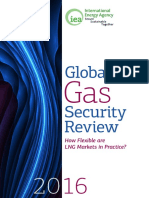 Global Gas Security Review