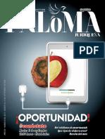 La Paloma Juriqueña Agosto 2018