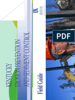 Kentucky Erosion Prevention and Sediment Control Field Guide