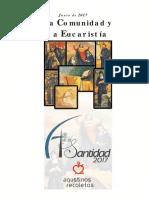 Retiro-La Cumunidad y La Eucaristia