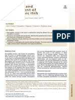 Diagnosis and Management of Neuropathic Itch