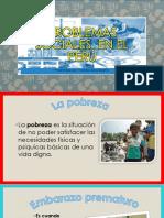 Problemas Sociales en El Perú