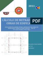 Metrados en Edificaciones-PDF