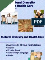 culturaldiversityandhealthcare-110518234634-phpapp01
