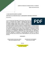 8.- Dictamen de Factibilidad
