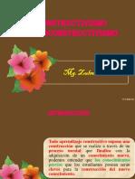 1. Teorias Socio Constructivismo
