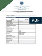 4 Formato de Informe Final de Proyectos de Vinculación