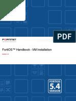 HandBook FortigateVM Install-54