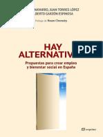 VARIOS - Hay alternativas (propuestas para crear empleo y bienestar social).pdf