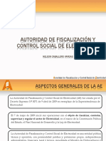 Autoridad Fiscalizacion