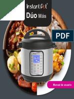 Instant Pot Duo Plus Manual español.en.es