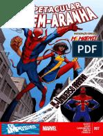 O Espetacular Homem-Aranha V3 007 - No Limiar Do Universo Aranha (10-2014)