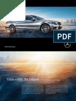Mercedes Benz s Class Wx222 Brochure 9652 de 06 2016