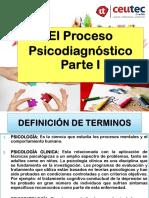El Proceso Psicodiagnóstico- Parte i(1)