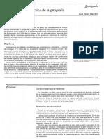 Apuntes sobre didáctica de la Geografía
