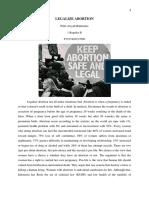 Legalize Abortion