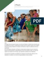 02-08-2018-Lleva CPA Agua a Pitiquito- El Imparcial
