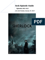 Sherlock Guide