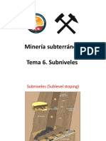 Tema 6 Subniveles