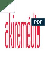 Aki Remedio