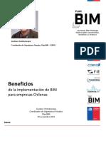 04. Beneficios de La Implementacin de Bim Gustavo Urretaviscaya