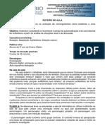 ROTEIRO DE AULA - evolução de bactérias e vírus.pdf