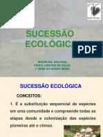 SUCESSAO ECOLOGICA.ppsx