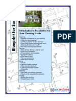 Blueprint - Intro to Residential Air Duct Cleaning, 5-17