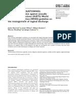Vaginitis Vaginosis Cervicitis Medicine2010 (1)