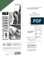 1 - As três fontes e as três partes constitutivas do marxismo.pdf