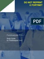 FortiAnalyzer Study Guide Online