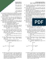 Atividades de Física - Leis de Newton 1° Ano