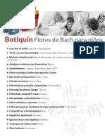 Botiquin Niños Flores de Bach Center