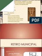 Retiro Municipal