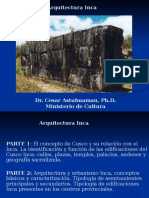 3. Arquitectura Inca