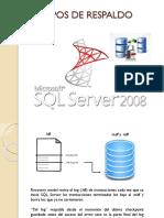 SQL RECUPERACION BD