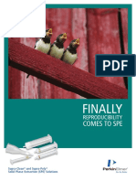 Supra-Clean and Supra-Poly Solid Phase Extraction SPE Solutions Brochure