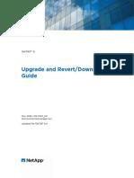 ONTAP 90 Upgrade and RevertDowngrade Guide