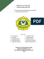 KELOMPOK PALIATIF (TERAPI KOMPLEMENTER).docx