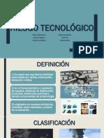 6. Riesgos Tecnologicos y Publicos