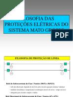 Sistema de Proteção Sistema Mato Grosso