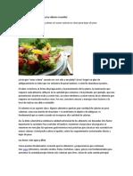 La Dieta Volumétrica Del Doctor Alberto Cormillot
