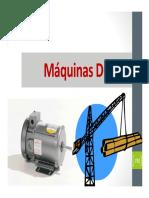 5 Maquinas Dc